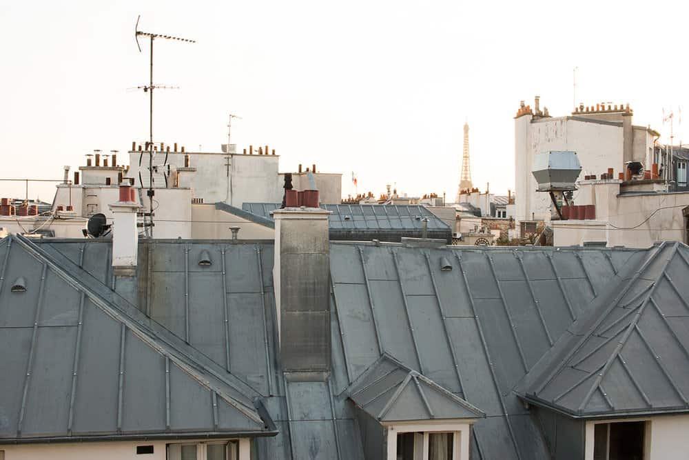 25 hotels with Eiffel Tower views