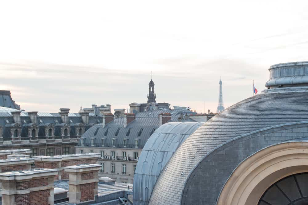 25 hotels with Eiffel Tower views Grand Hotel du Palais Royal