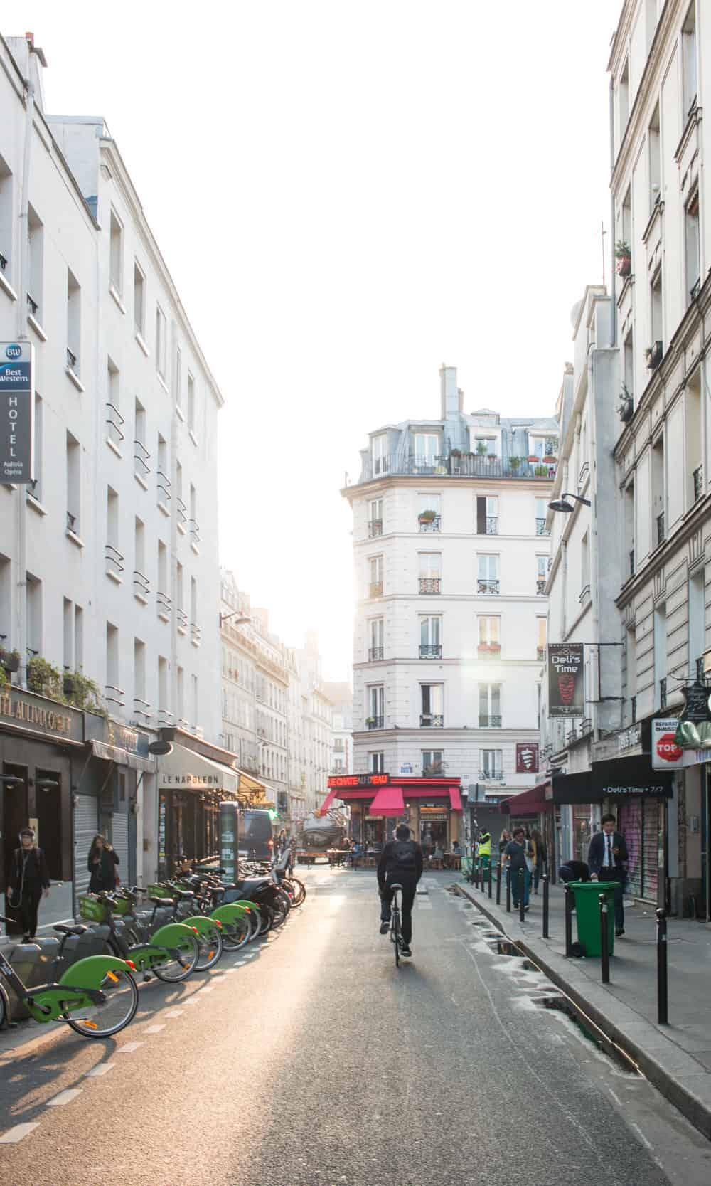 the paris diaries day 7