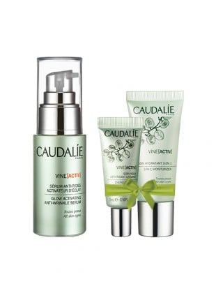 caudalie christmast package for Mom