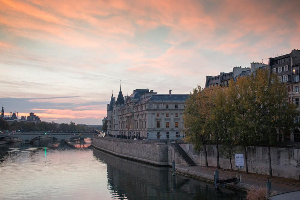 the paris diaries fall day 5 walking the seine at sunrise by everyday parisian