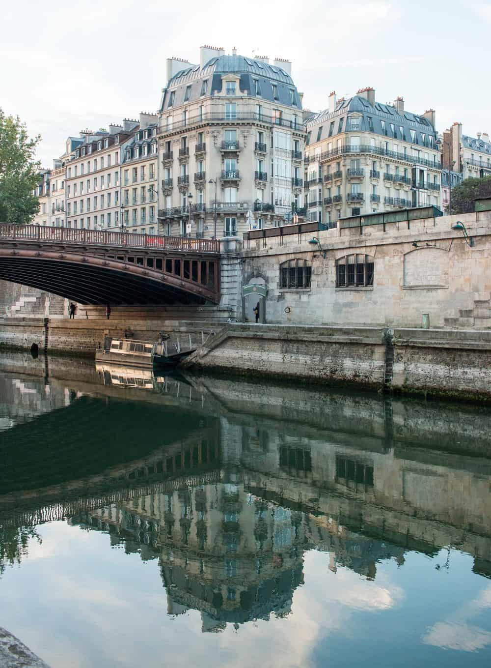 waking up in paris in place dauphine by rebecca plotnick