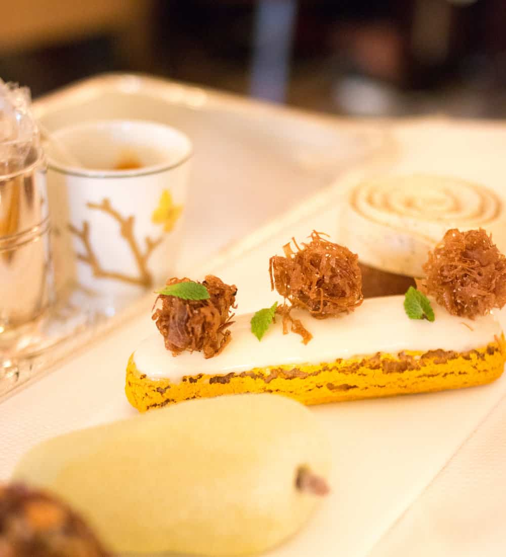 high tea at le meurice paris france. what to do in Paris over Christmas and New Years