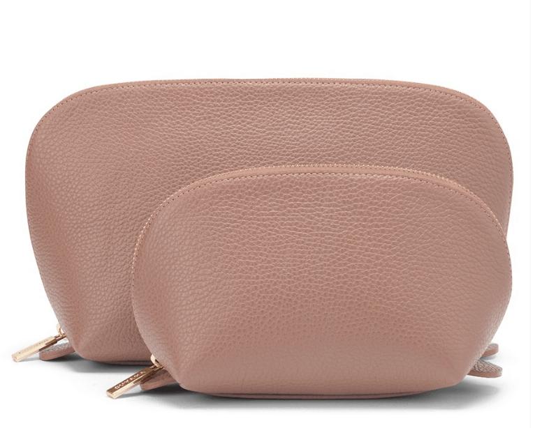 cuayana blush travel bags