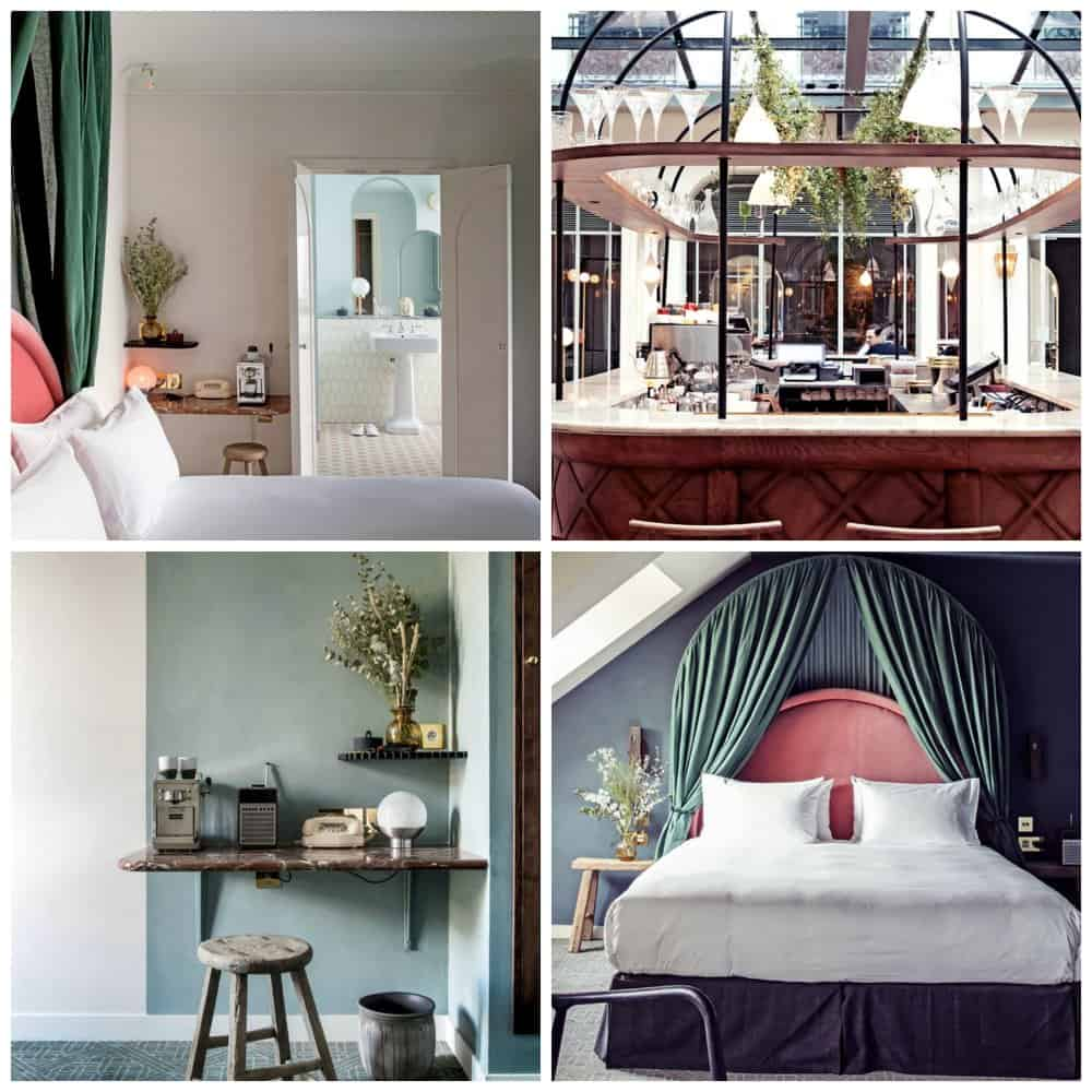 Images by Hotel Grands Boulevards