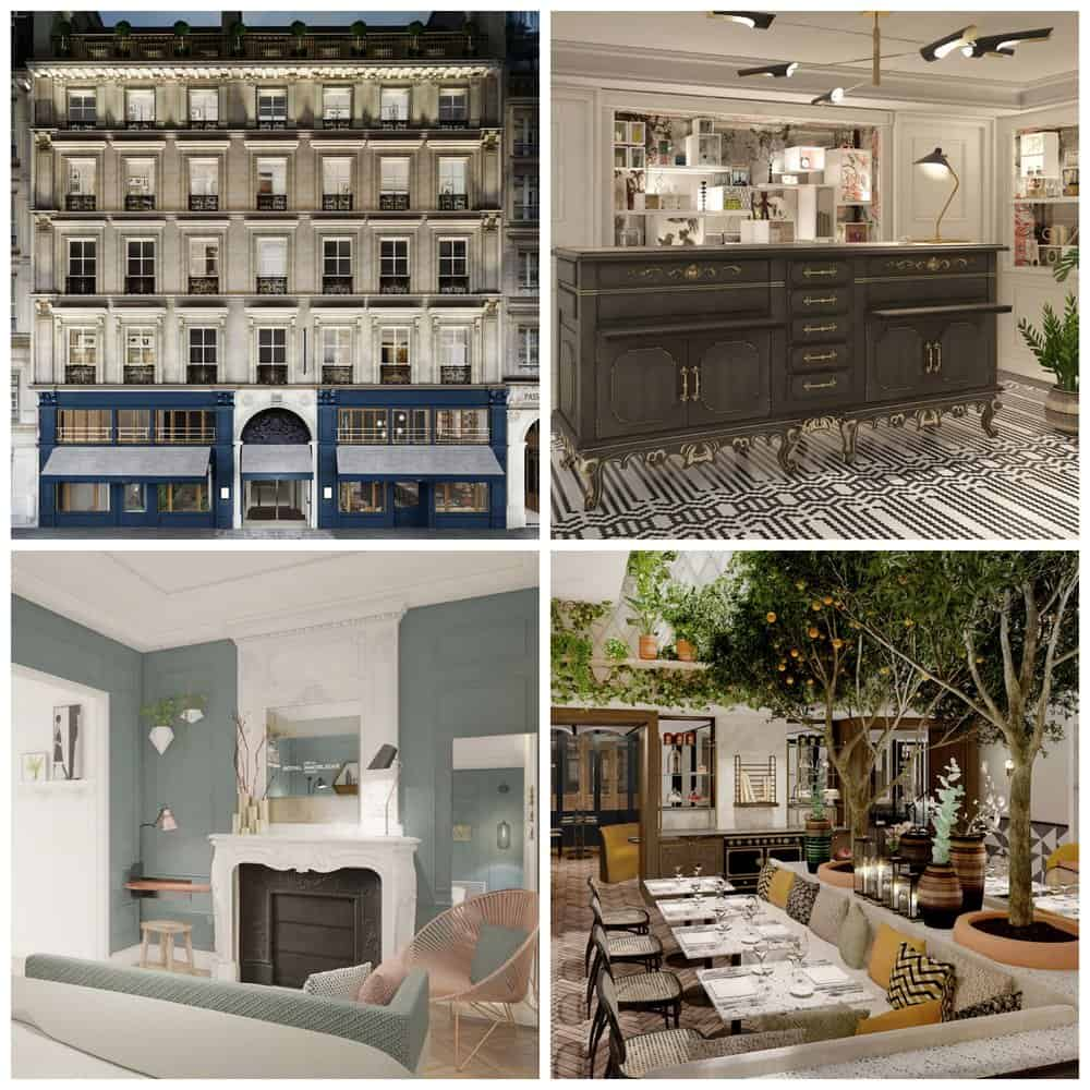 Images by Hotel Royal Madeleine