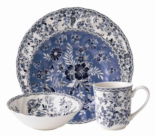 blue china for the home