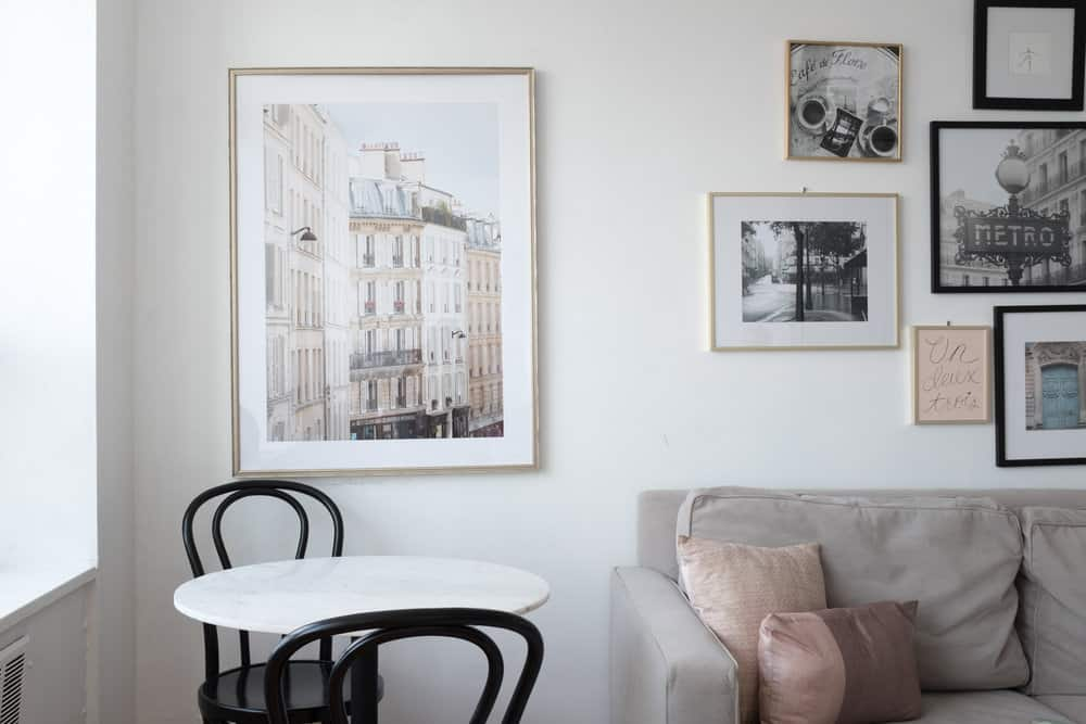 my chicago apartment every day parisian