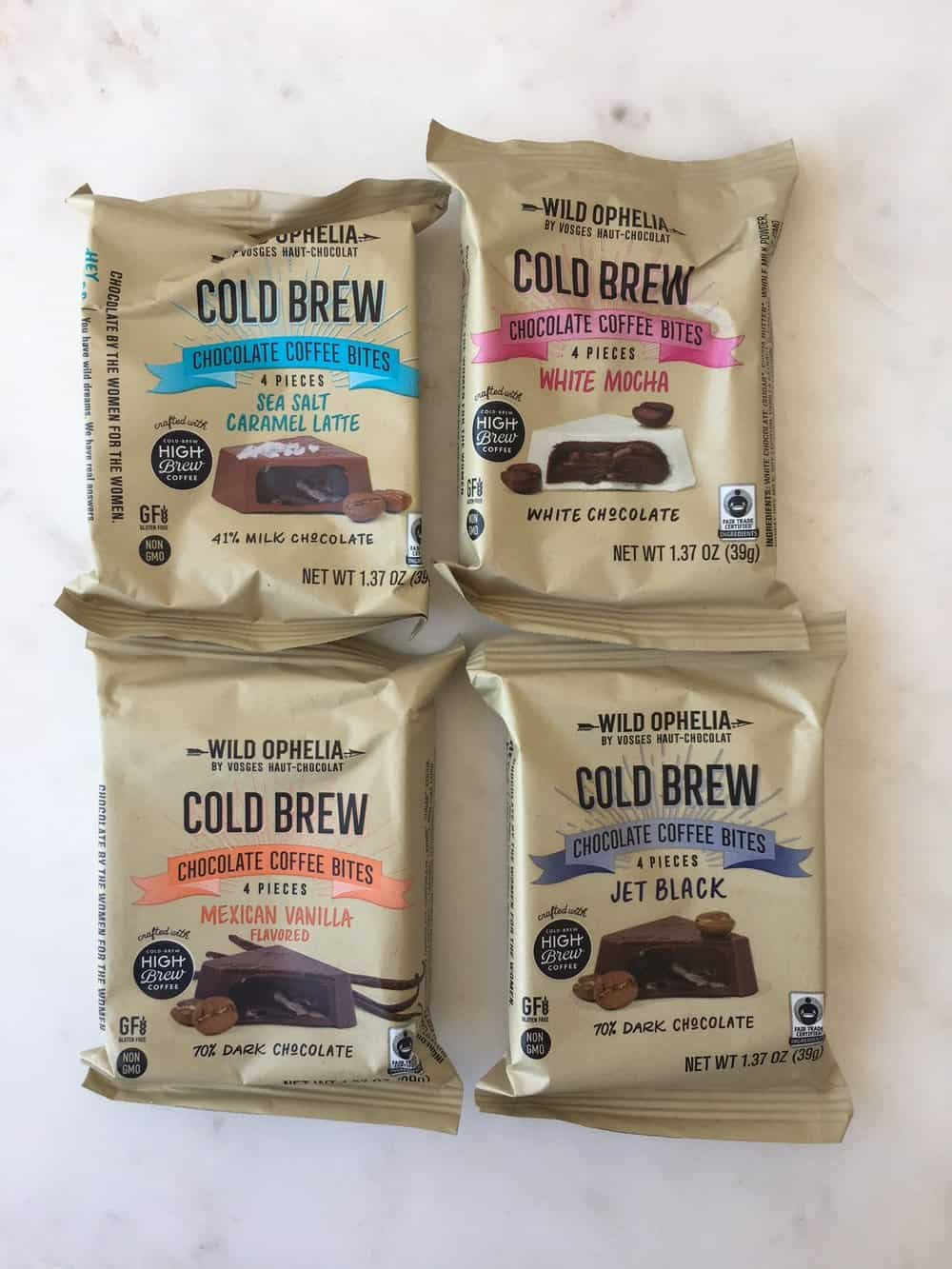 wild ophelia giveaway cold brew bites