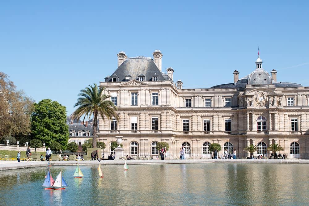 luxembourg gardens paris france rebecca plotnick