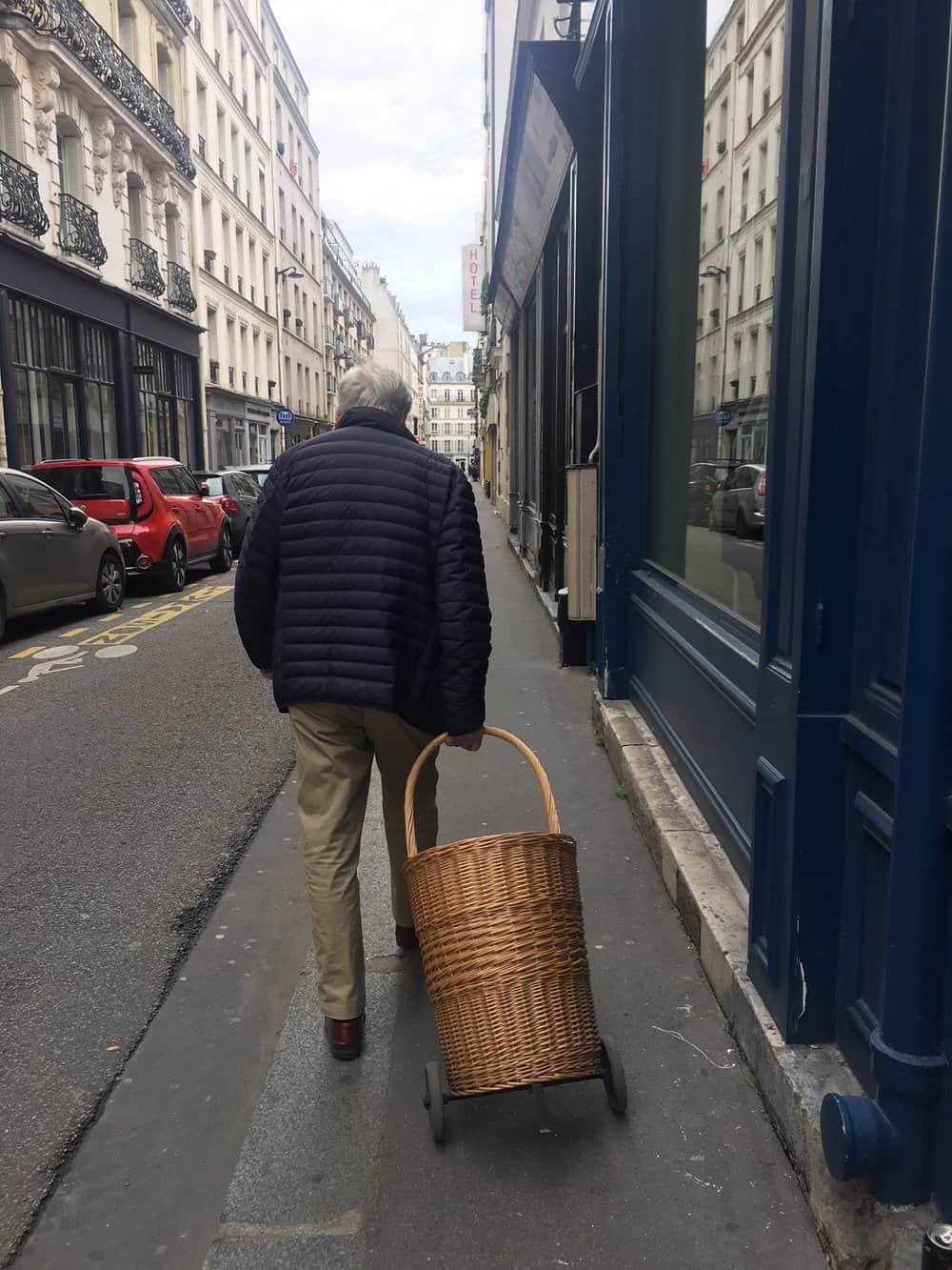 market basket paris france