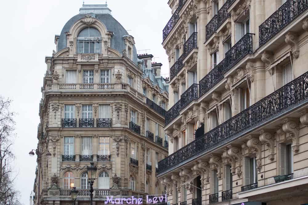 8th arrondisement paris france