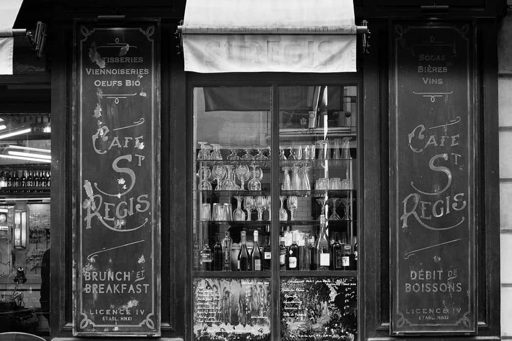 café st regis paris france