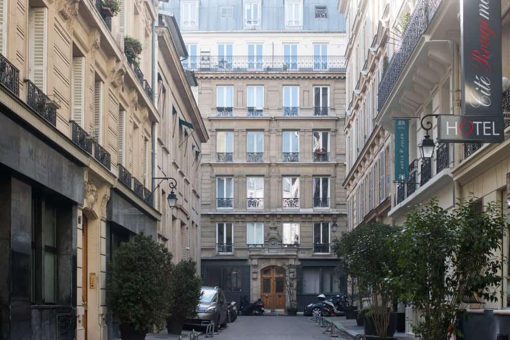 adèle and jules hotel paris france
