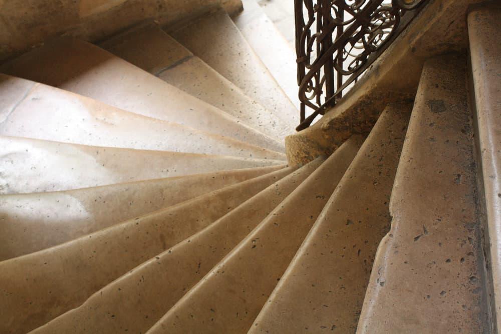 paris france stairs
