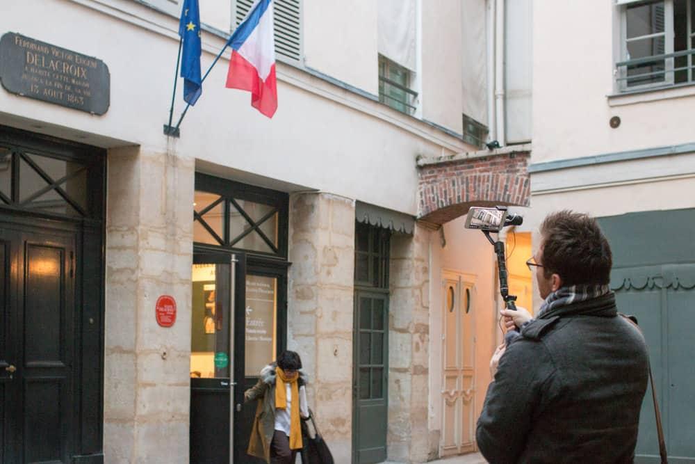 left bank tour paris