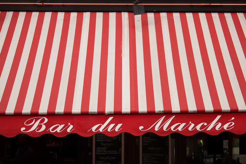 bar du marché paris france