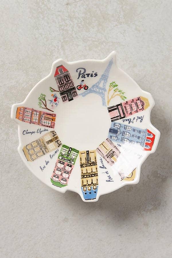 Paris Ring Dish - Perfect engagement gift