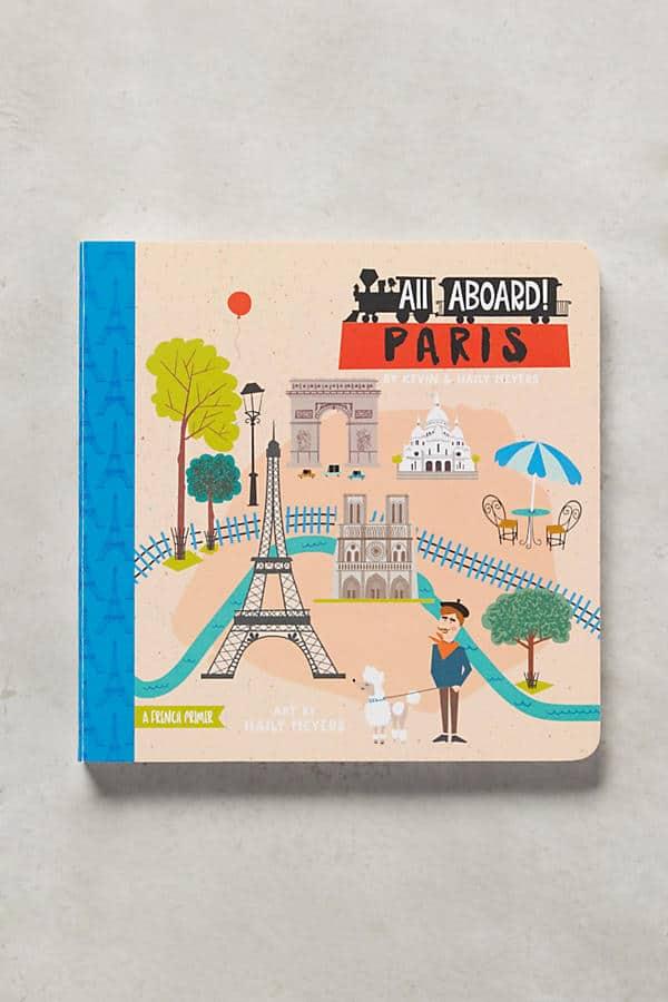 All Aboard Paris -