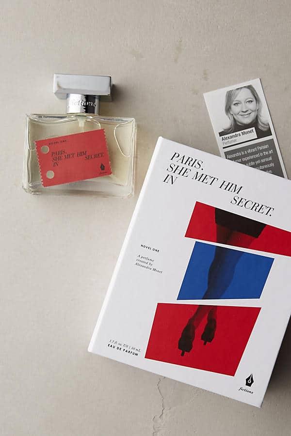 Fictions eau de perfume - Paris, France