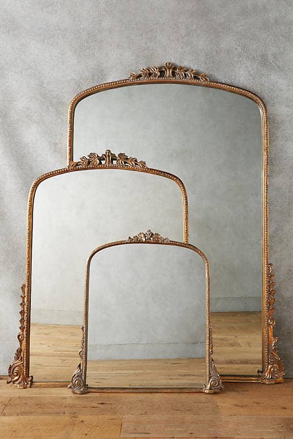Parisian Gold Mirror -