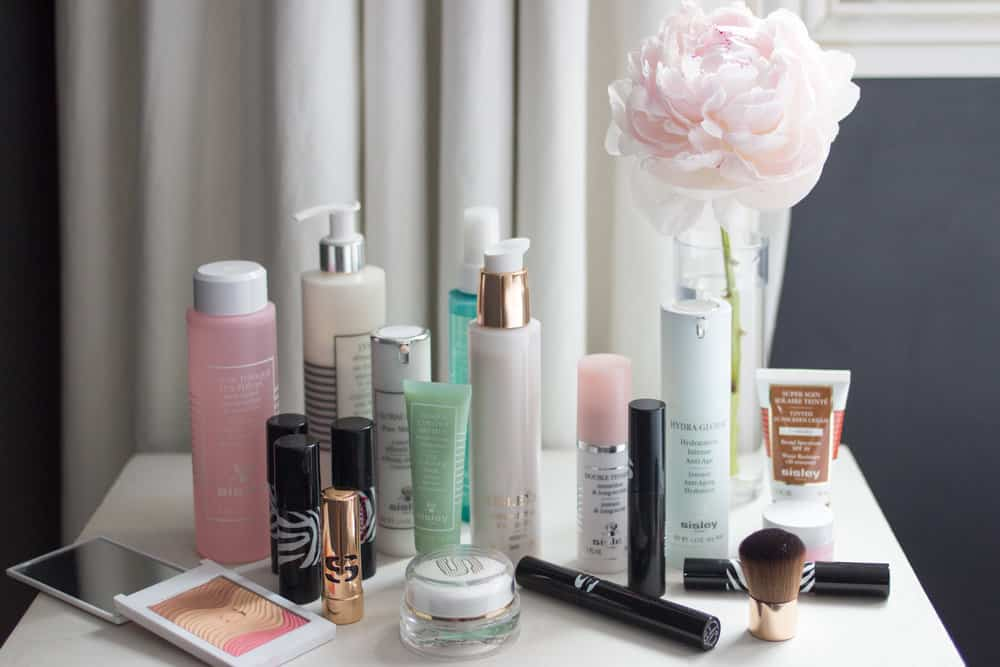 french summer skincare