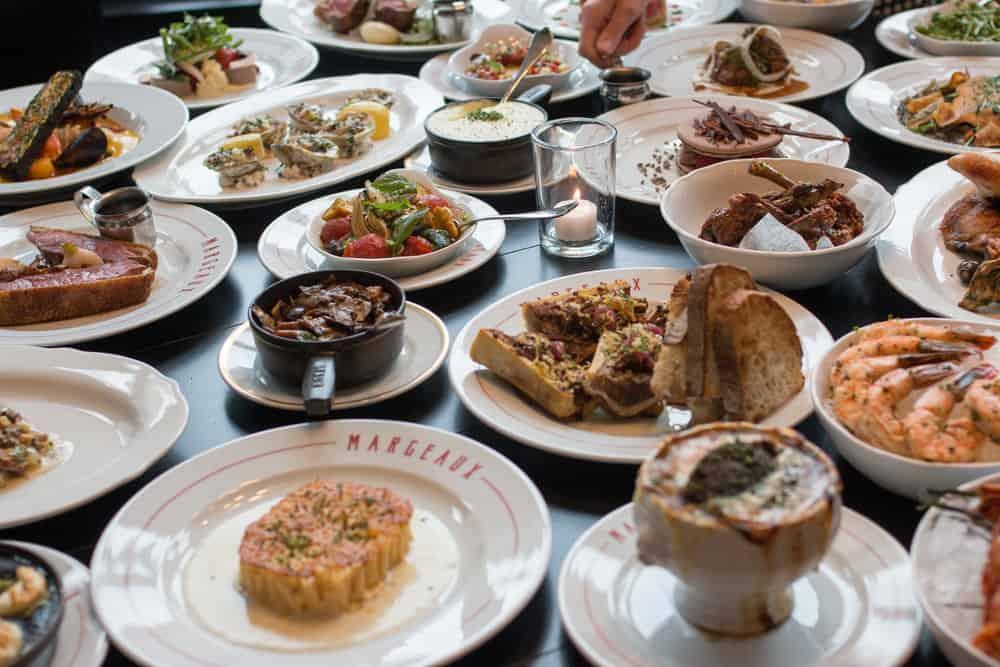 brasserie margeaux chicago restaurant