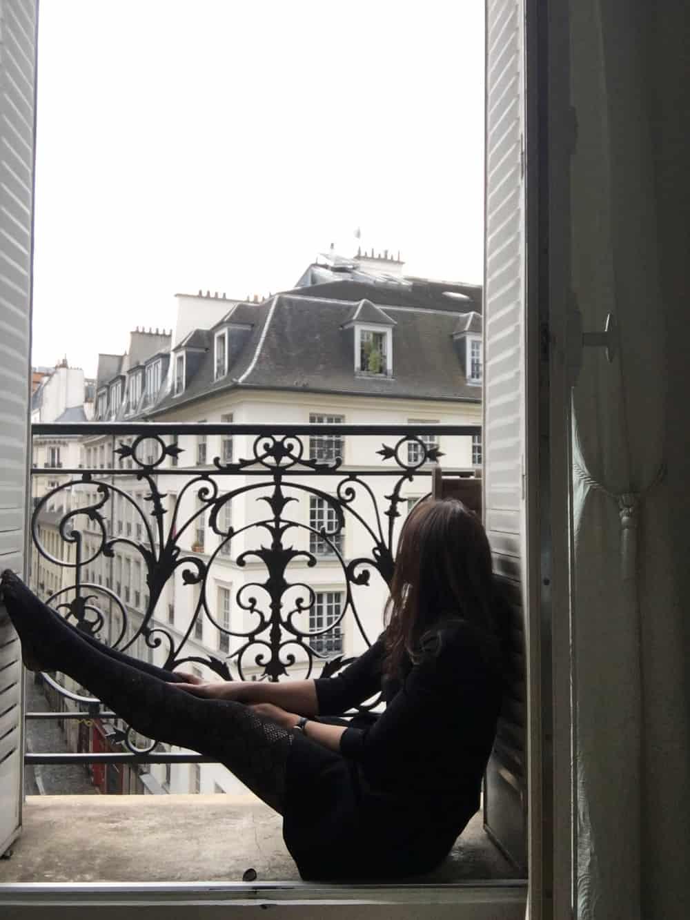 rebecca plotnick paris apartment window