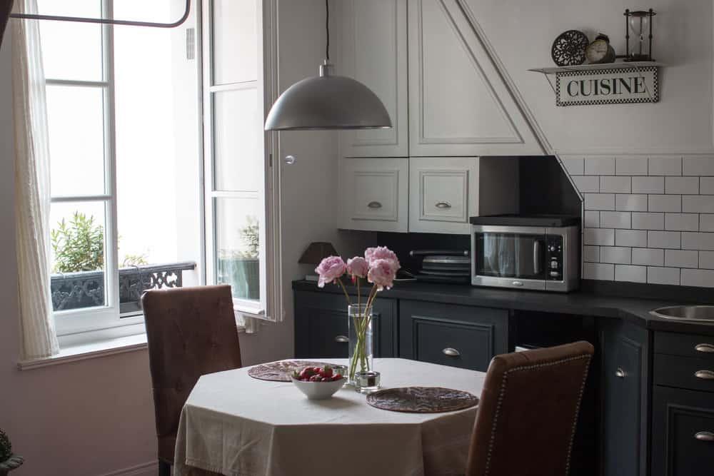 my paris apartment in the marais