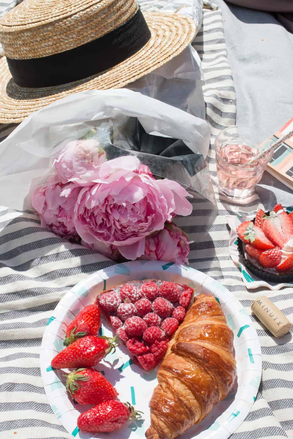 lets picnic with fat tire and everyday parisian in paris france