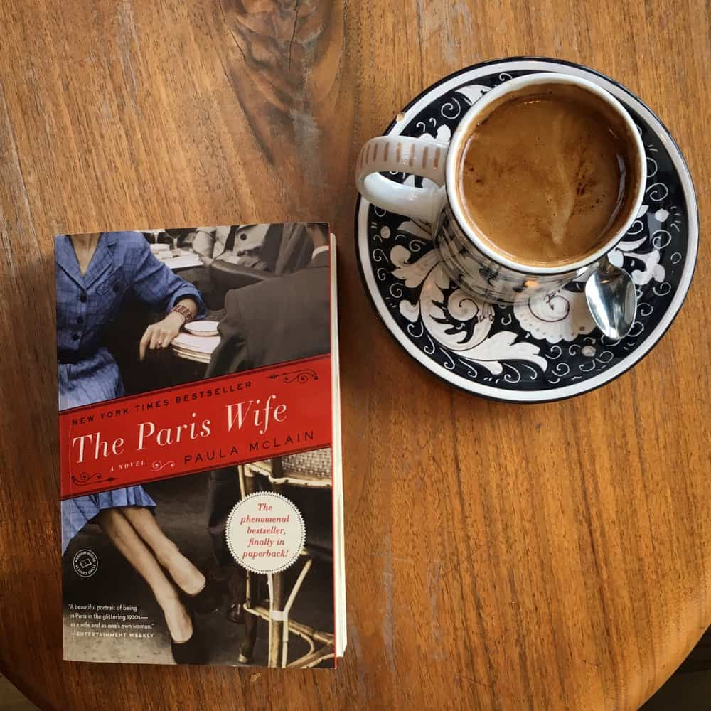 the paris wife by paula mclain for the every day parisian book club