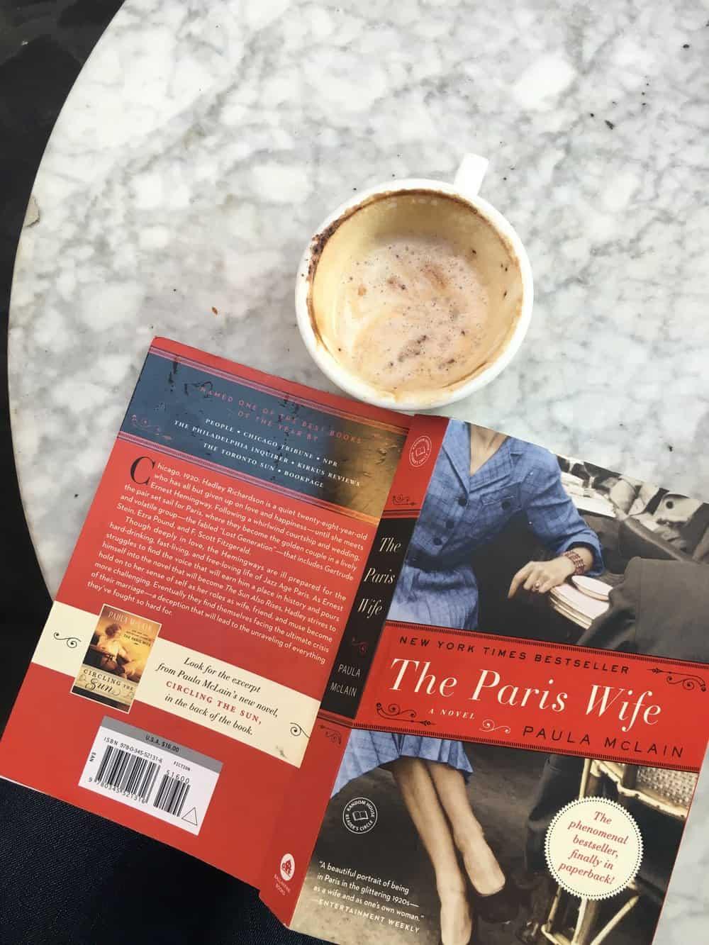 the paris wife by paula mclain for every day parisian book club