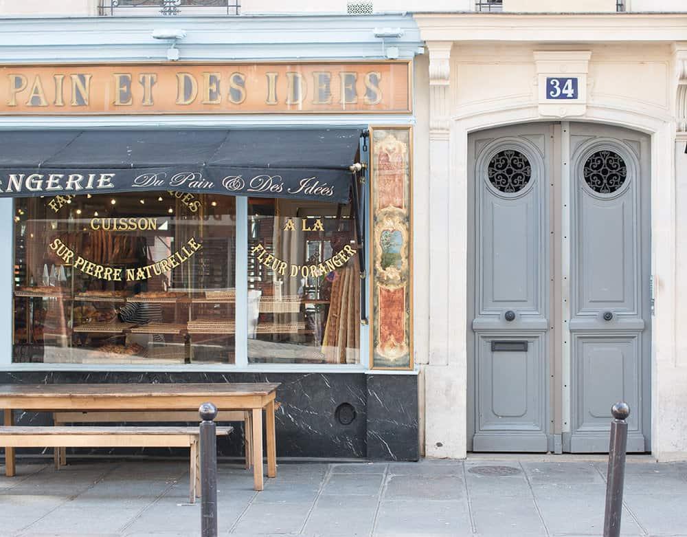 the best croissant in paris via everyday parisian