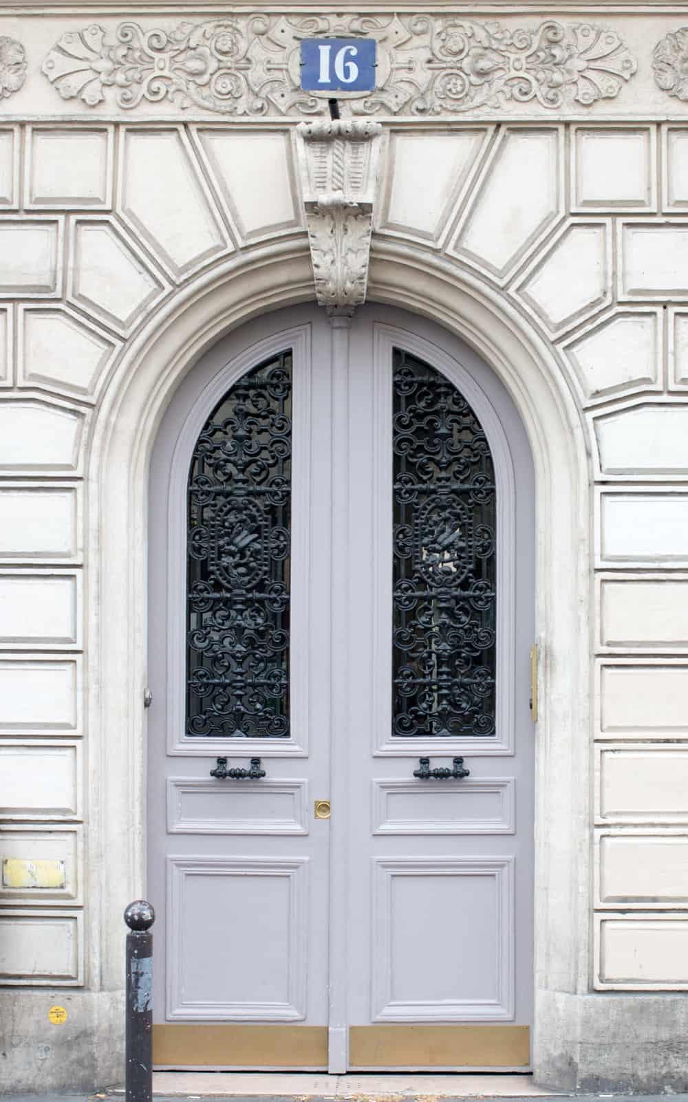 purple door in paris the paris diaries by everyday parisian @rebeccaplotnick