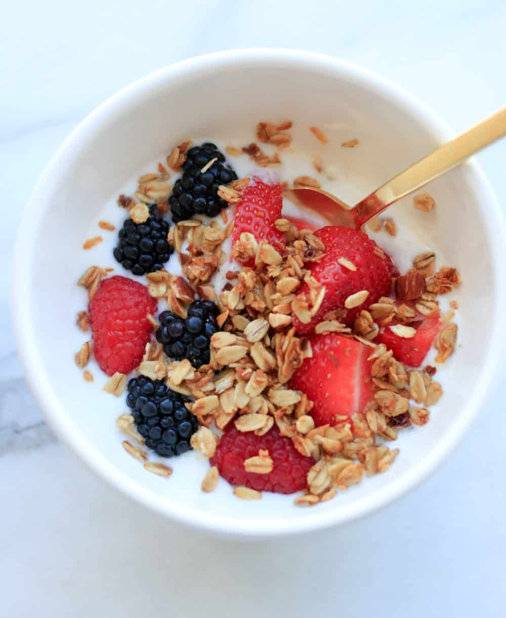 homemade french style yogurt recipe from everyday parisian