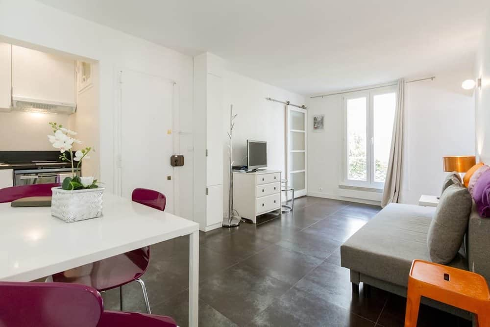 beaubourg Paris Apartment from Airbnb