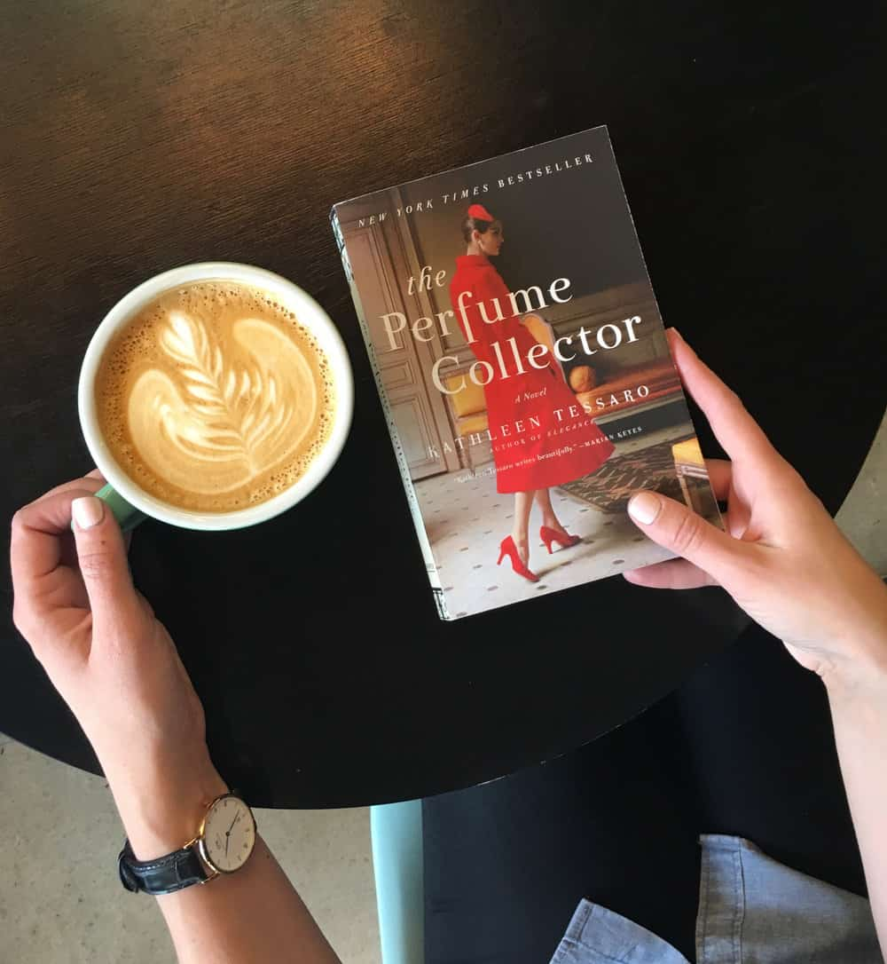 The Perfume Collector The Every Day Parisian Book Club Selection