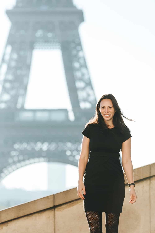 rebecca plotnick in paris founder of everyday parisian blog about paris