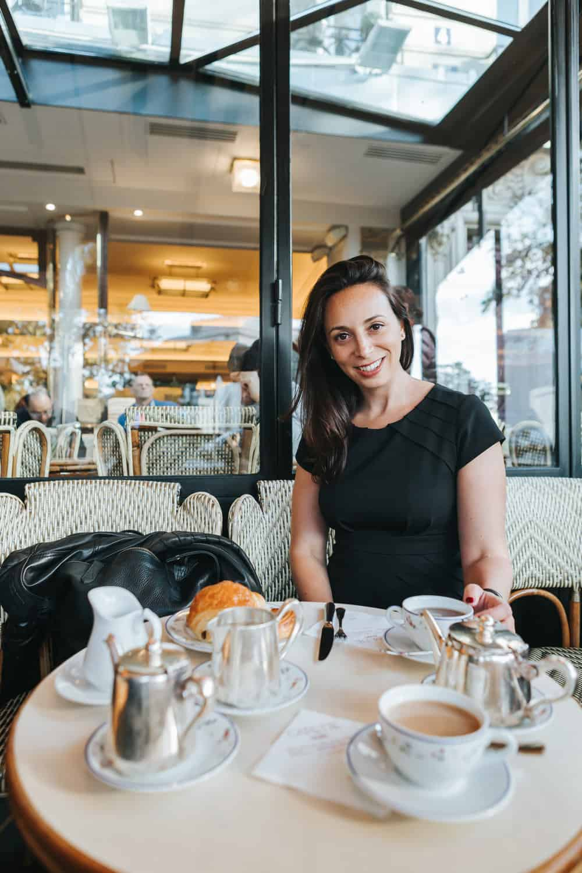 rebecca plotnick author of every day parisian