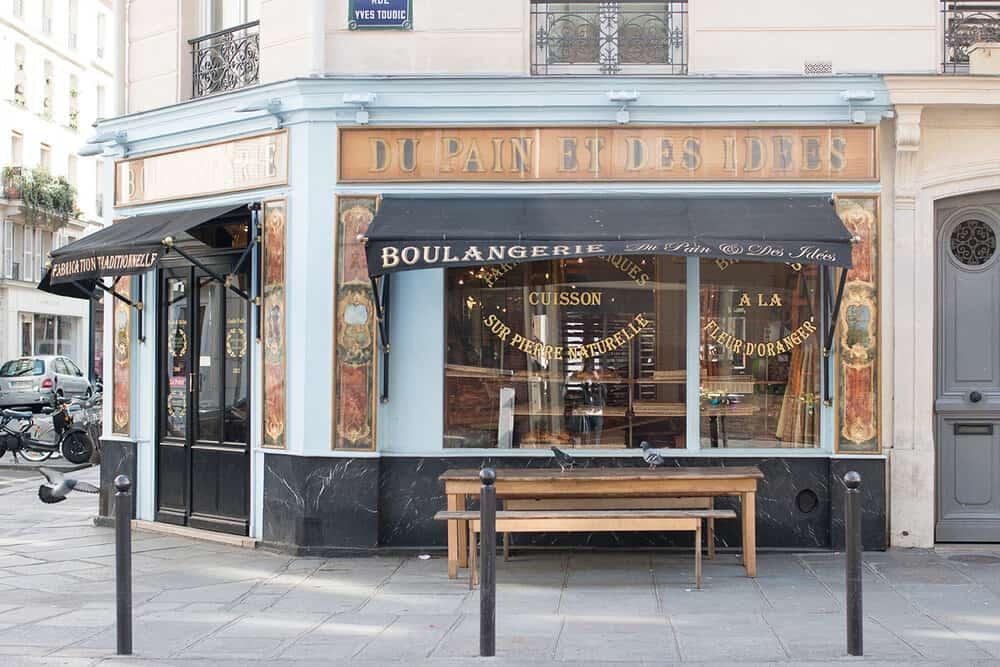 Shop the Print Here  Du Pain et Des Idees Paris, France