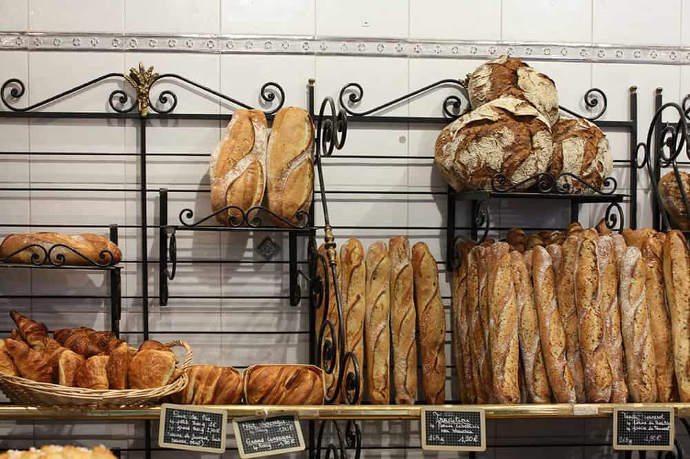paris boulangerie how to order a baguette in French