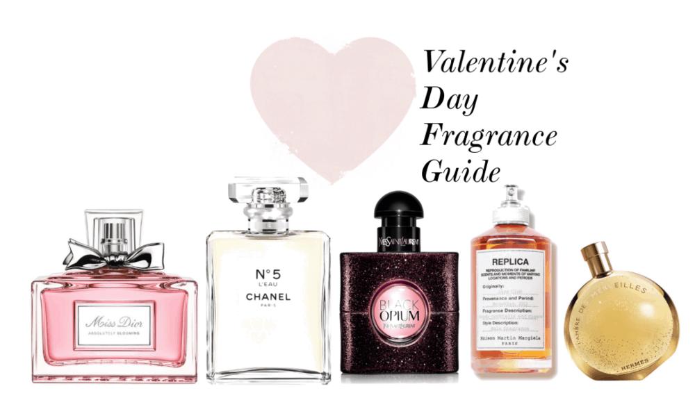 valentine's day fragrance guide