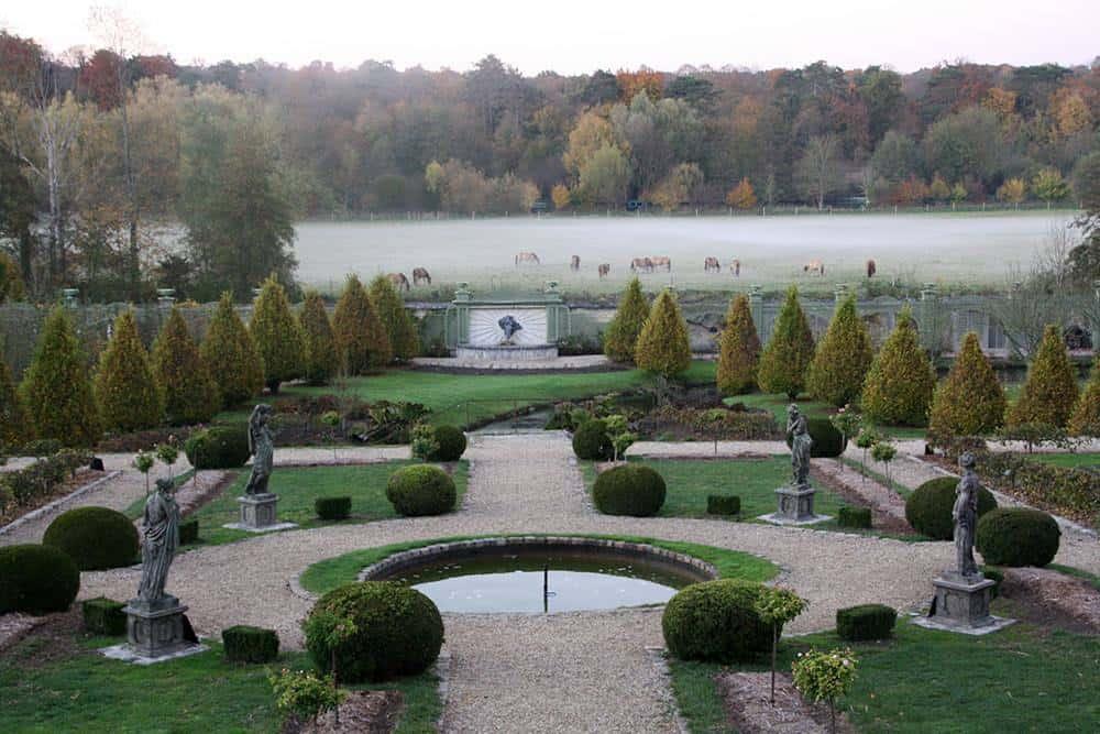image via Domaine de Chantilly