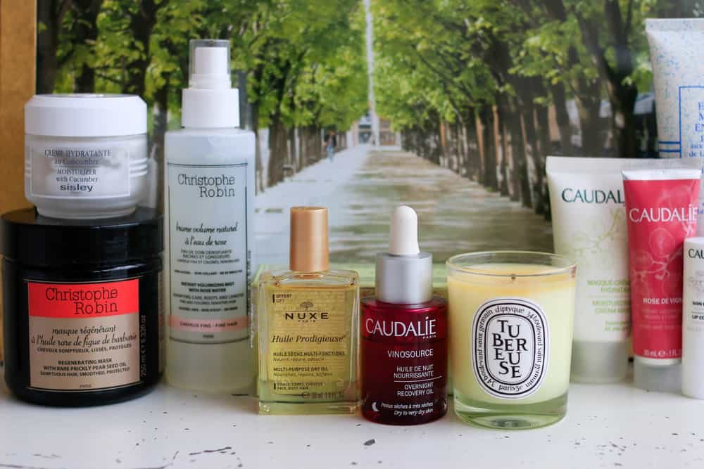 french beauty products for winter