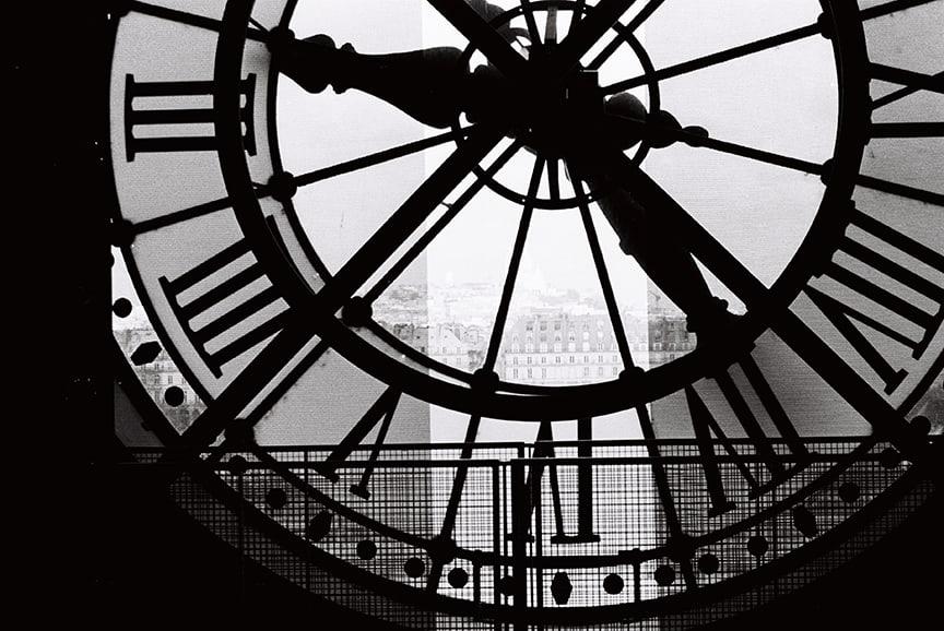 musée d'orsay clock @rebeccaplotnick