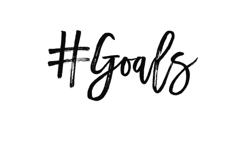 #goals @rebeccaplotnick