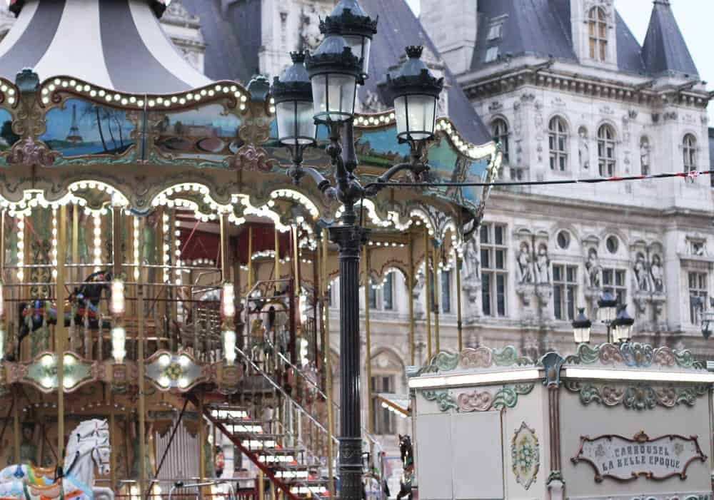 hôtel de ville carousel paris