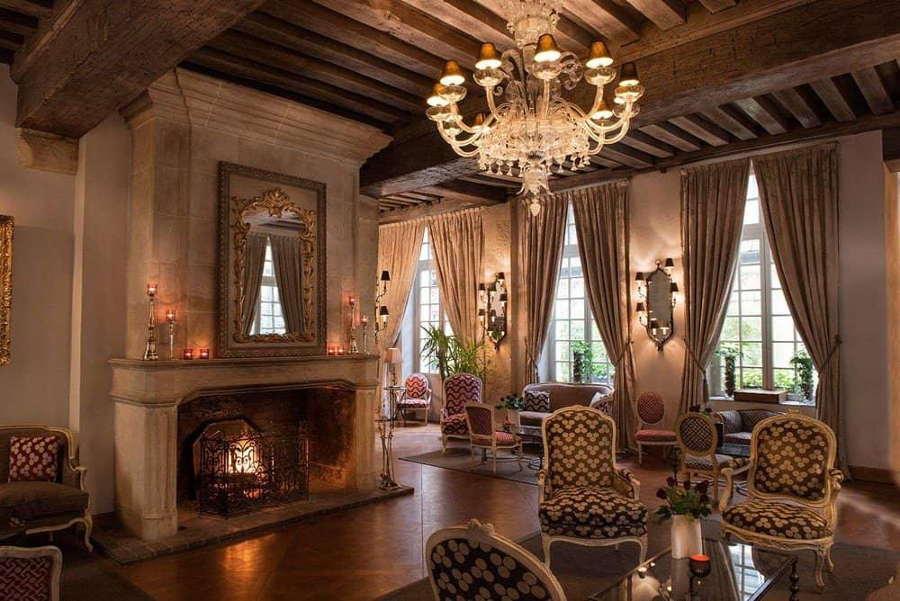 photo courtesy of Hôtel d' Aubusson
