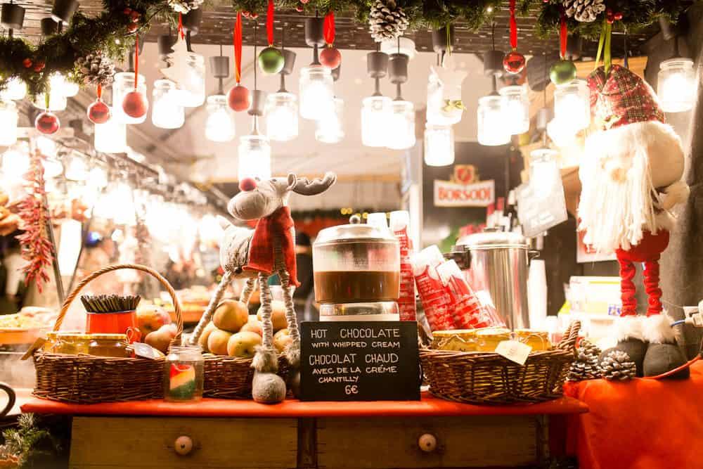 Paris Christmas Markets Katie Donnelly