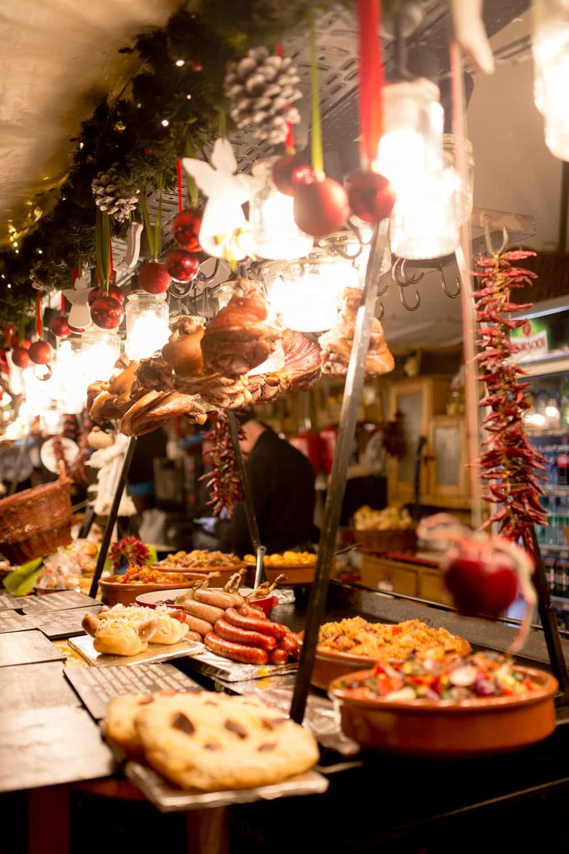 Katie Donnelly Paris Christmas Markets